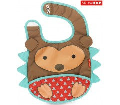 Skip Hop - ZOO BIB HEDGEHOG