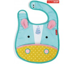 Skip Hop - ZOO BIB UNICORN