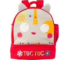 Tuc Tuc - mochila creche + refeição menina AFRICAN ROUTES