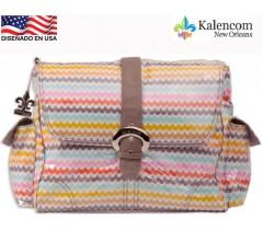Kalencom - Bolsa de maternidade Buckkle Bag, Spa