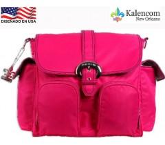 Kalencom - Bolsa de maternidade Duty Bag, Fucsia