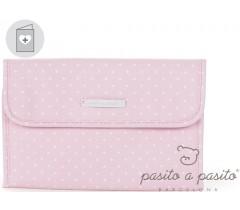Pasito a Pasito - Livro de nascimento rosa - Atelier