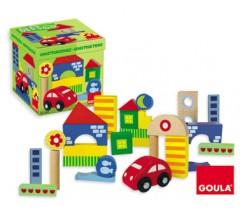 Goula - Kit construções, 26 peças