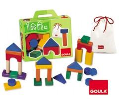 Goula - A minha primeira construção, 30 peças