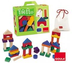 Goula - A minha primeira construção, 45 peças