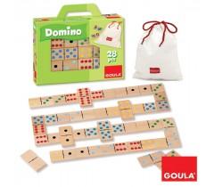 Goula - Dominó TopyCores, 28 peças
