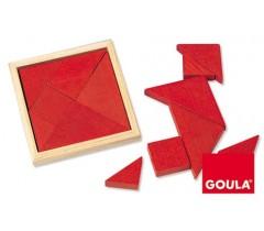 Goula - Tangram-2, 7 peças