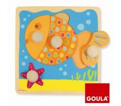 Goula - Puzzle Peixe