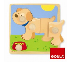 Goula - Puzzle Cão
