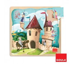 Goula - Puzzle Castelo