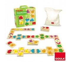 Goula - Super dominó, 28 peças
