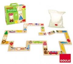 Goula - Super puzzle, 28 peças