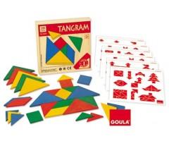 Goula - Tangram, 28 peças