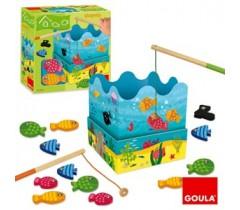 Goula - Jogo de pesca