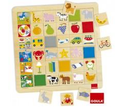Goula - Associação familias, 30 peças