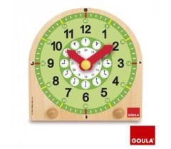 Goula - Relógio escolar