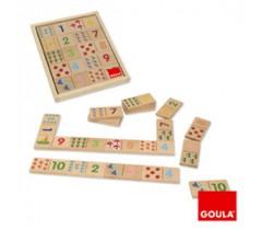 Goula - Jogo de números, 20 peças
