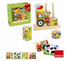 Goula - Puzzle Blocos Quinta