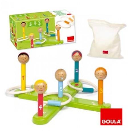 Goula - Jogo de argolas