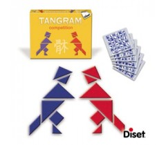 Diset - Tangram, competition