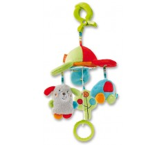 Baby Fehn - Mini Musical Mobile Cãozinho