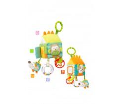 Baby Fehn - Bonecos com actividades Bosque