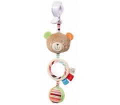 Baby Fehn - Mobile Vertical, Urso, com Gancho