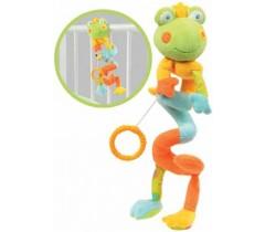 Baby Fehn - Espiral Musical Rei Sapo Lolo, Verde