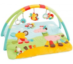 Baby Fehn - Tapete de Actividades 3-D Safari