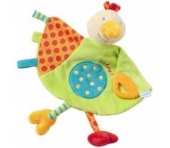 Baby Fehn - Fraldinha com Mordedor, Pássaro