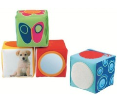 Chicco - Animal Cube Set