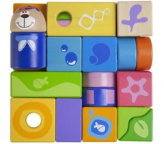Chicco - Set 23 Cubos