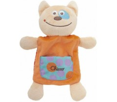 Chicco - Mantinha Happy Colors Gatinho