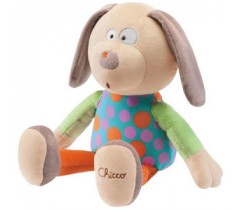 Chicco - Boneco Happy Colors Cãozinho