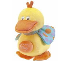 Chicco - Boneco Musical Happy Colors Patinho