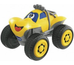 Chicco - Billy BigWheels Amarelo