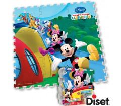 Diset - Puzzle Foam Mikey