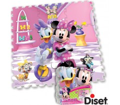 Diset - Puzzle foam Minnie