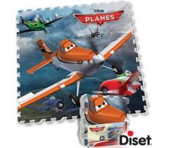 Diset - Puzzle foam aviões
