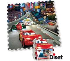 Diset - Puzzle Foam Cars