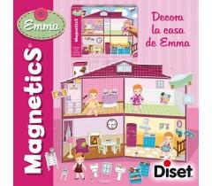 Diset - Magnetics La casa de Emma