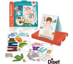 Diset - Magnetics vestir niño/niña