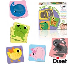 Diset - Baby texturas