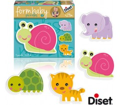 Diset - Form Baby Caracol