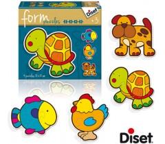 Diset - Form Tartaruga