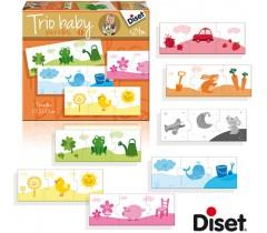Diset - Trio Baby Colores
