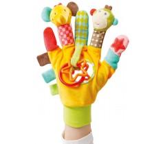 Baby Fehn - Bonecos com actividades Marionete gigante