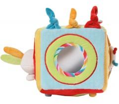 Baby Fehn - Cubo de actividades Coelho