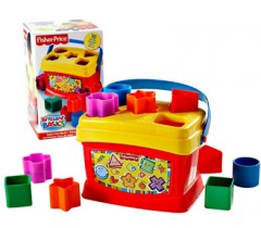 Fisher Price - Balde primeiras formas