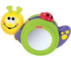 Fisher Price - Caracol musical Go Baby Go